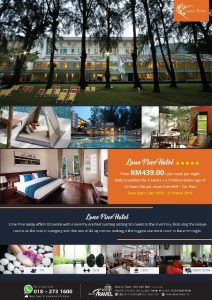 Lone Pine Hotel Penang Digital Marketing